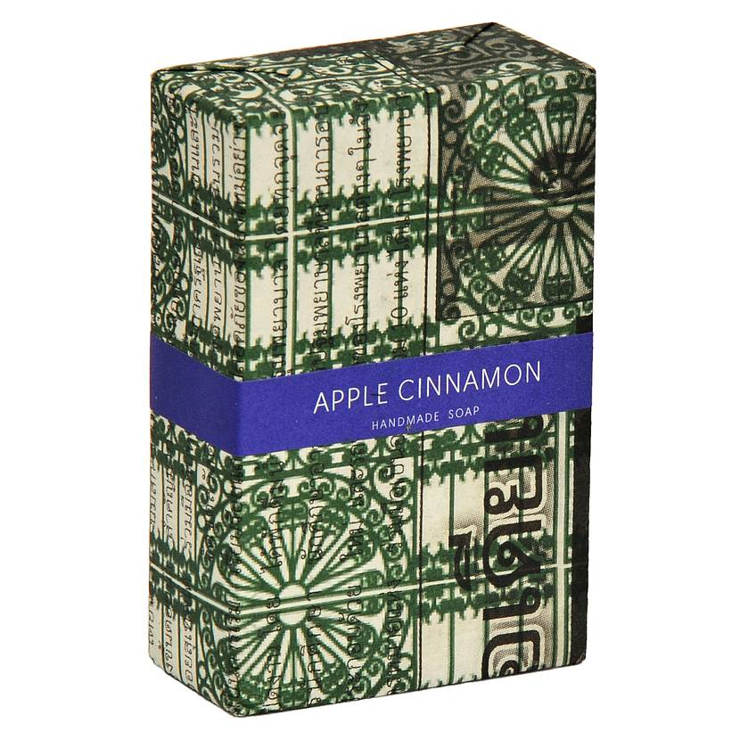 Newspaper Soap Apple Cinnamon