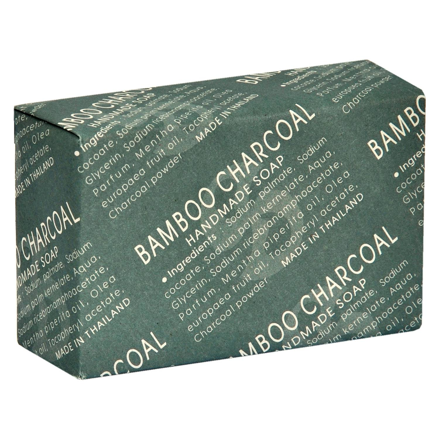 Diagonal Soap Bamboo Charcoal