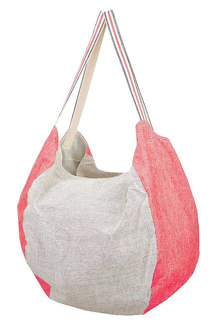 Tote bag CASSY RED