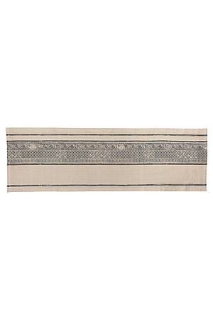 Table runner ZARA grey