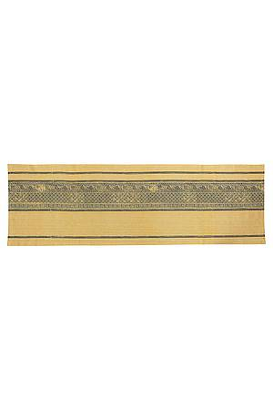 Table runner ZARA mustard