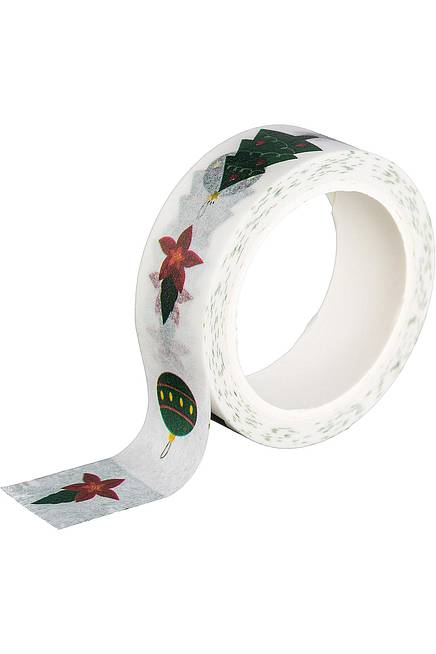 Washi Tape CHRISTMAS STAR