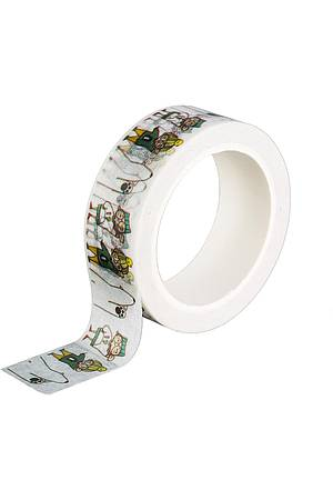Washi Tape - Comic Alaska