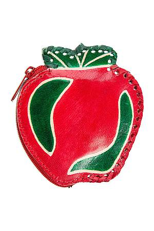 Purse RED APPLE