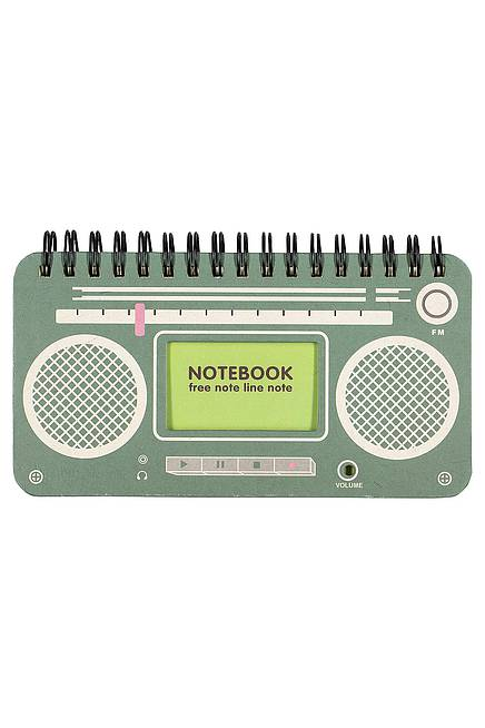 Notebook RADIO