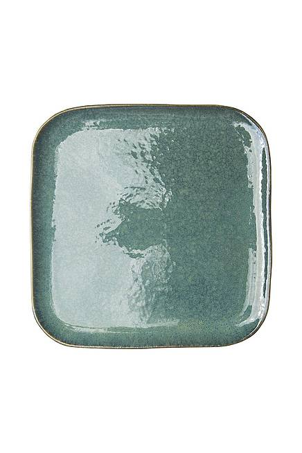 Dinner Plate INDUSTRIAL 26,5 cm emerald