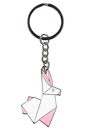 Key ring ORIGAMI LAMA