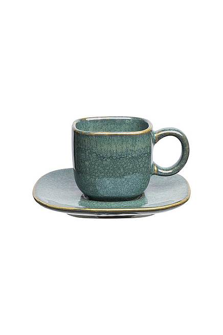 Espresso-Set INDUSTRIAL 100 ml emerald