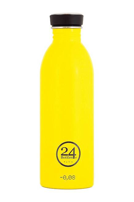 Trinkflasche (24Bottles) taxi yellow 0,5 l