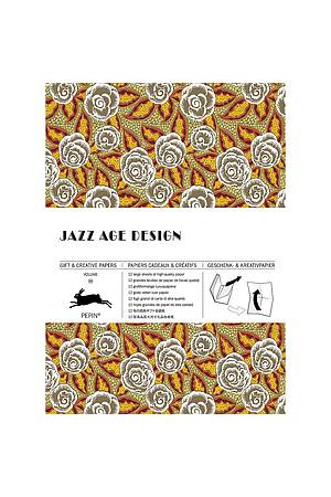 Gift wrap book - Jazz Age Design
