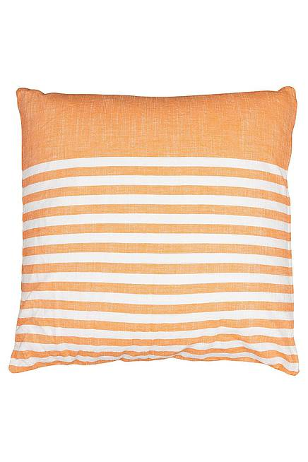 Kissenbezug STRIPES peach