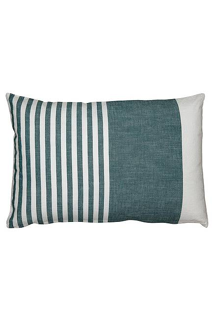 Cushion Cover STRIPES thyme