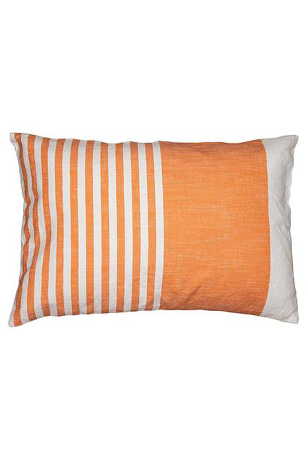 Cushion Cover STRIPES peach