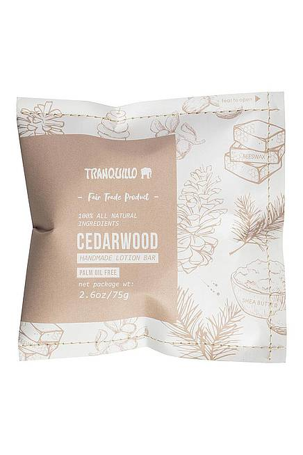 Lotion CEDARWOOD