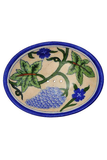 Seifenschale BLUE POTTERY